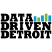 Data Driven Detroit logo