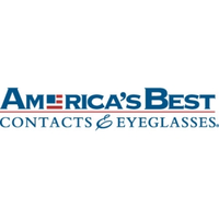 America's Best Contacts & Eyeglasses logo