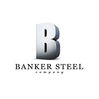 Banker Steel logo