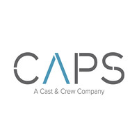 CAPS Payroll (A Cast & Crew Entertainment Company) logo