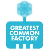 Greatest Common Factory logo