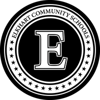 Elkhart Community Schools logo