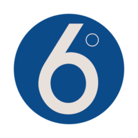 6° logo
