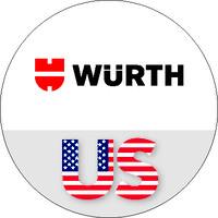 Wurth USA logo