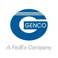 GENCO, A FedEx Company logo