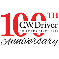 C.W. Driver logo