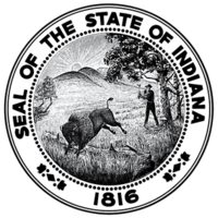 State of Indiana logo