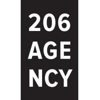 206Agency logo