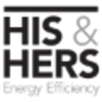 HIS and HERS Energy Efficiency logo