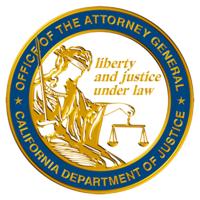 California Department of Justice logo