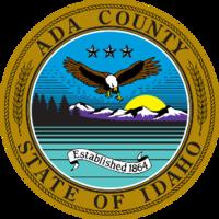 Ada County, Idaho logo