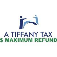 A TIFFANY TAX logo
