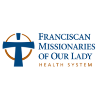 Franciscan Missionaries of Our Lady Health System logo