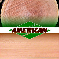 American Lumber CO logo