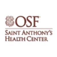 OSF Saint Anthony's Health Center logo