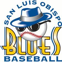 Slo Blues Baseball logo