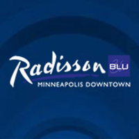 Radisson Blu Minneapolis Downtown logo