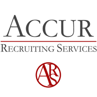 ACCUR Recruiting Services logo