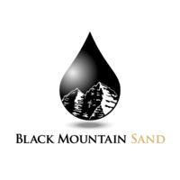 Black Mountain Sand logo