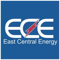 East Central Energy logo