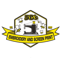 5B's Embroidery logo