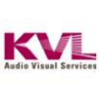 KVL Audio Visual Services logo