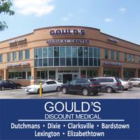Goulds Discount Medical logo