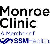 Monroe Clinic logo