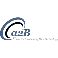 A2B Apps logo