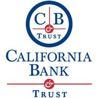 California Bank & Trust logo