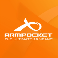 Armpocket, The Ultimate Armband logo