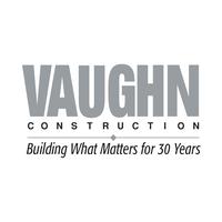 Vaughn Construction logo