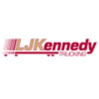 L.J. kennedy Trucking logo