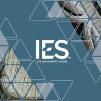 IES Communications logo