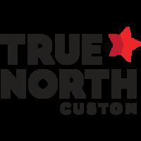 True North Custom logo