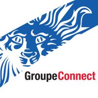 GroupeConnect – a Publicis Groupe Solution logo