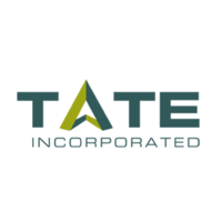 TATE, Incorporated logo