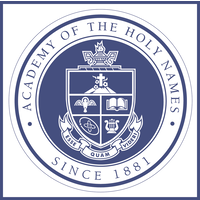Academy of the Holy Names logo