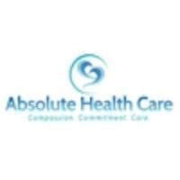 Absolute Health Care logo