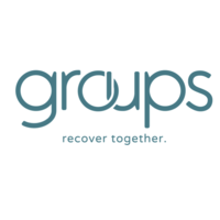 Groups: recover together. logo