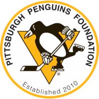 Pittsburgh Penguins Foundation logo