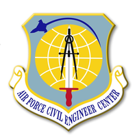 Air Force Civil Engineer Center logo