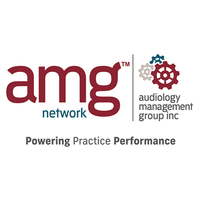 amg™ (Audiology Management Group, Inc.) logo