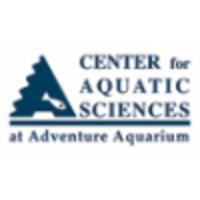 Center for Aquatic Sciences at Adventure Aquarium logo
