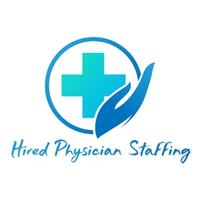 Hired Physician Staffing logo