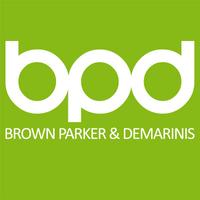 Brown Parker & DeMarinis Advertising logo