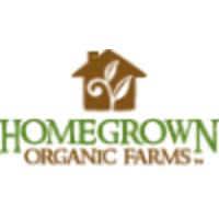 Homegrown Organic Farms logo