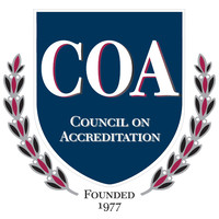Council on Accreditation logo