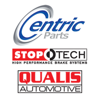 Centric Parts logo