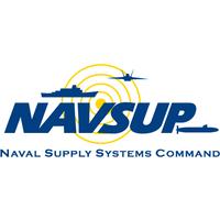Naval Supply Systems Command (NAVSUP) logo